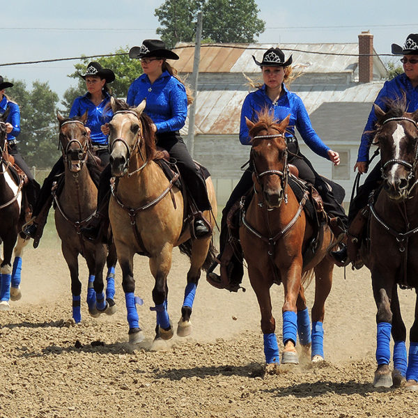 Welcome to the Renegade Equestrian Drill Team!